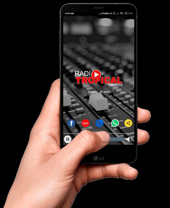 Aplicación Android para Radio